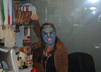 Landy, Halloween 2011
